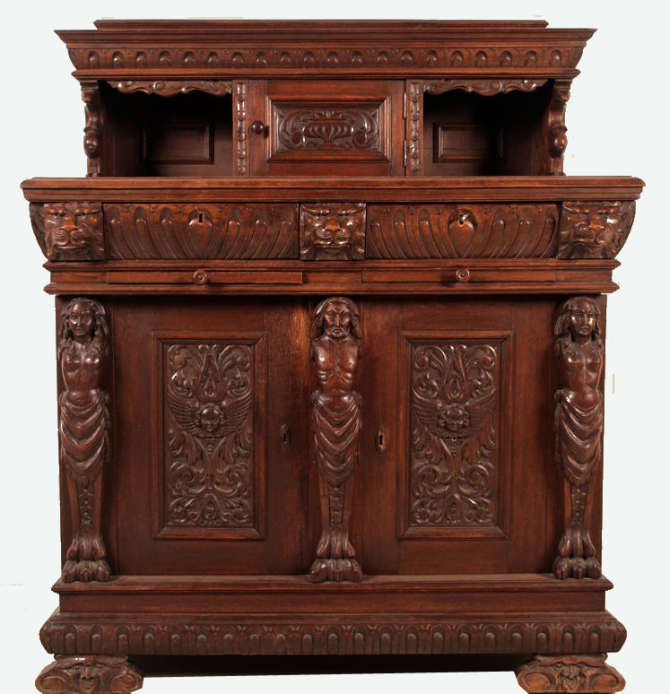 oldthing m belkunde historismus m bel bestimmen. Black Bedroom Furniture Sets. Home Design Ideas