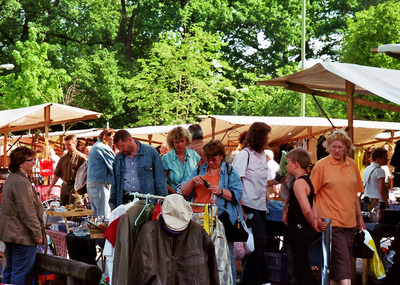 Flohmarkt berlin pfingstmontag