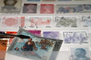 Briefmarke-oldthing