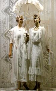 Haute couture - Originale Damenmode um 1900